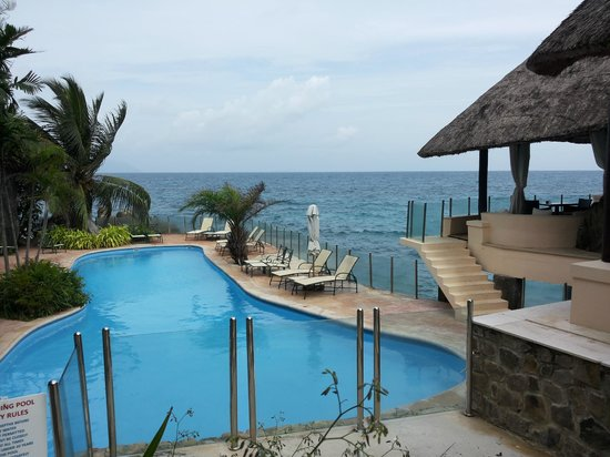 Sunset Beach Hotel: The pool