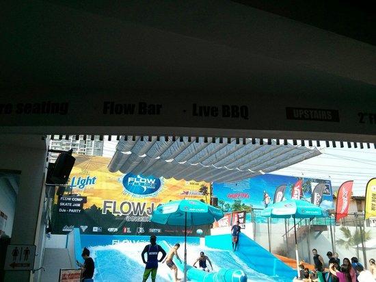 Flow House Bangkok: Flow house tagsüber