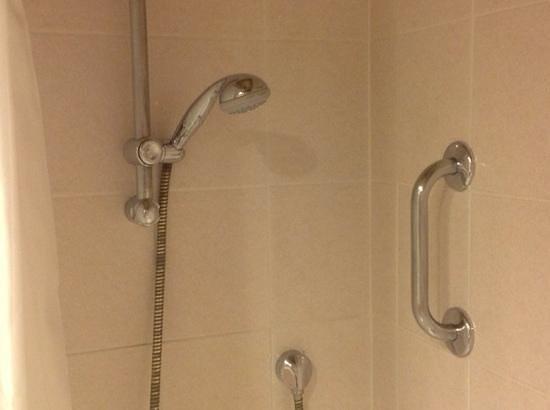 Starhotels Majestic : Tubo doccia orribile