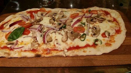 Zizzi - Inverness: Pizza!