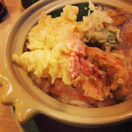Koto: 鍋焼きうどん