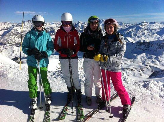 Ultimate Snowsports Tignes: Up on the Grande Motte