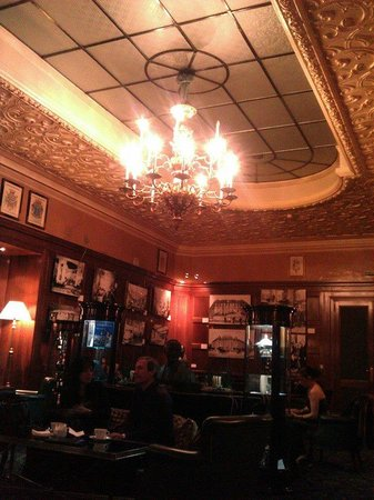 The Westin Palace Madrid: 1912 bar