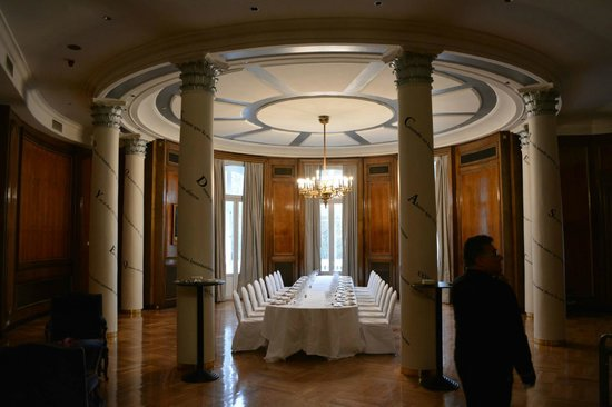 The Westin Palace Madrid: conference room
