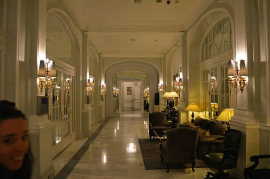 The Westin Palace Madrid: halls