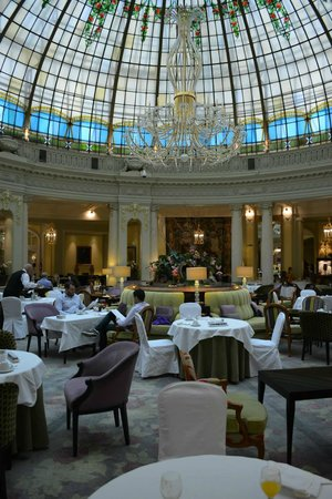 The Westin Palace Madrid: dining room