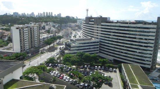 Bahia Othon Palace: Desde la habitacion