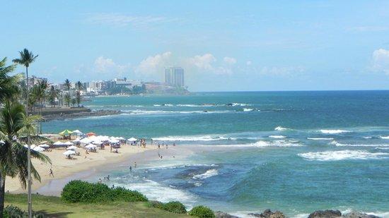 Bahia Othon Palace: Un paraiso