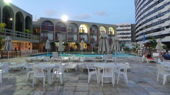 Bahia Othon Palace: Hermoso!