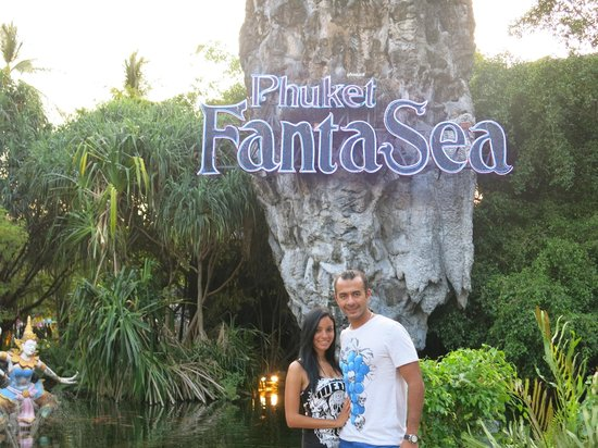 Phuket Tours Direct - Day Tours: Fantasea show