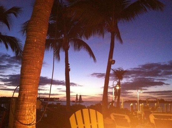 Hyatt Centric Key West Resort and Spa : Sunset