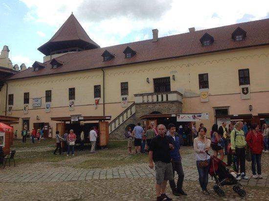Kezmarok Castle