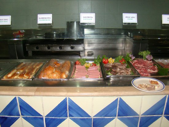 Las Brisas Huatulco : buffet