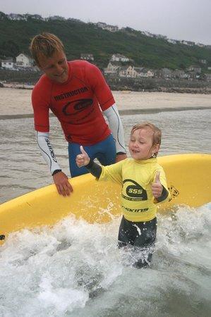 Smart Surf School: Satisfied customer!