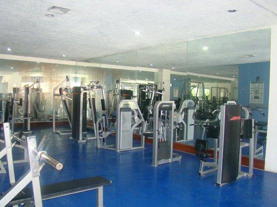Las Brisas Huatulco: gym