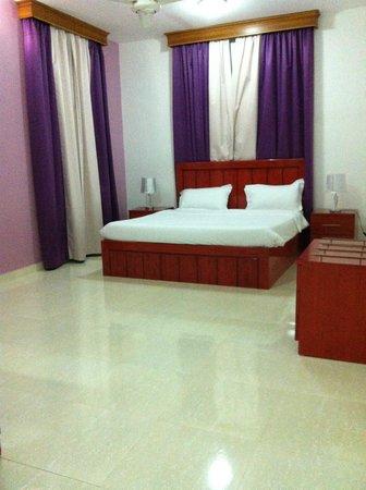 Al Karm Hotel Apartments: Chambre