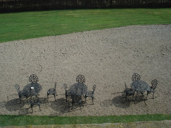 Solberge Hall Hotel : View from room