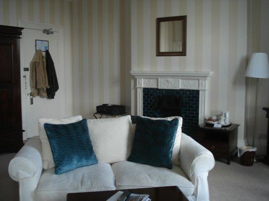 Solberge Hall Hotel: Room 1