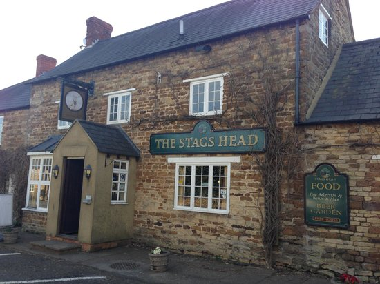 The Stags Head: The Stag's Head