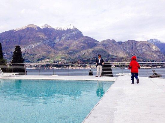 Borgo Le Terrazze: The pool