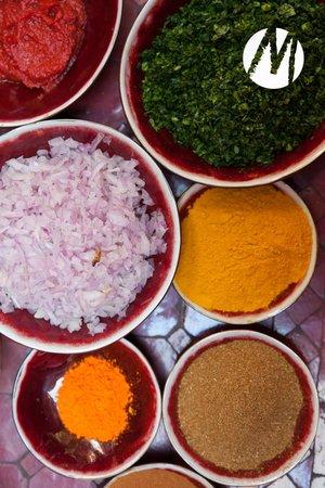 Riad Chorfa : Spices
