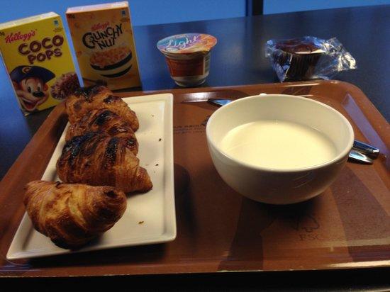 Ibis London Shepherds Bush : breakfast