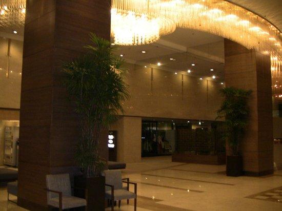 ANA Crowne Plaza Hiroshima : Hotel lobby