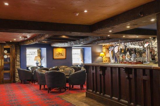 The Kings Head: Bar Area