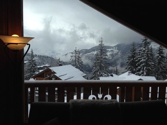 Alpine Escape : View from Chalet Pleroma living area