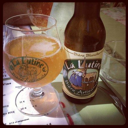 L'Oeil de la Gazelle : la lutine bière locale