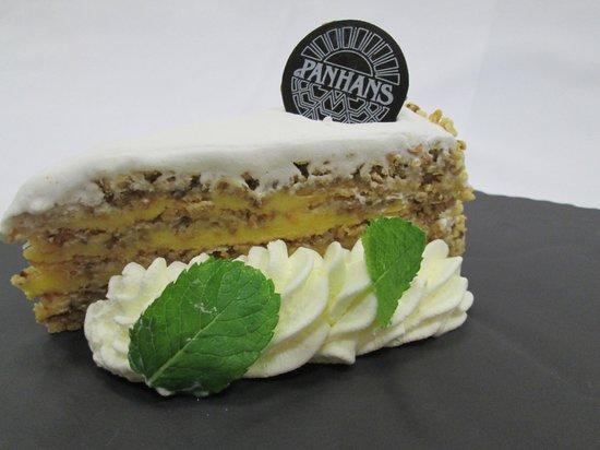 Semmering, Ausztria: Panhans Torte - Panhans Cake