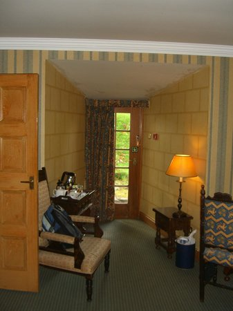 Dalhousie Castle: Гостиная