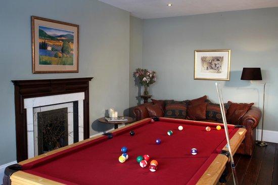 Chaffeymoor Grange: Games Room