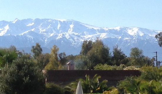 The Capaldi: Atlas mountains