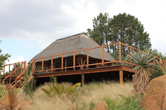 SouthView Lodge : The New Deck