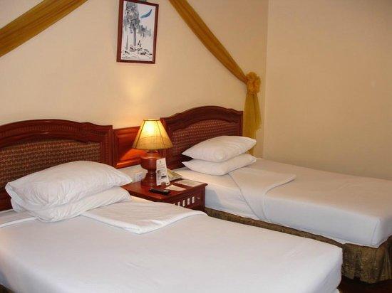 Apsara Angkor Resort & Conference: la cahmbre 317