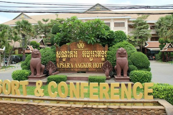 Apsara Angkor Resort & Conference: l hotel
