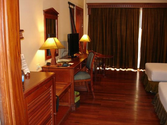 Apsara Angkor Resort & Conference : chambre 317