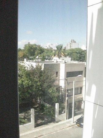 Intercity Montevideo: Una vista desde la habitacion