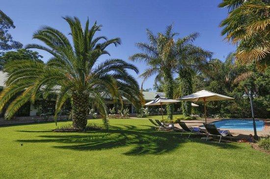 Hlangana Lodge: Oasis in Oudtshoorn