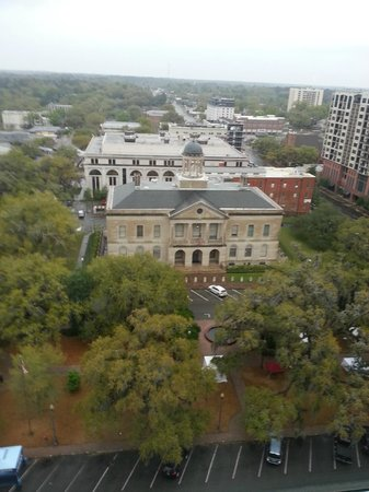 Doubletree Hotel Tallahassee : View from 15th floor