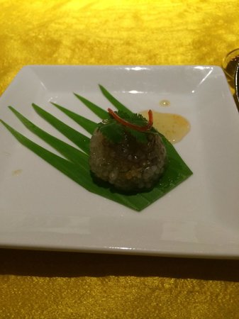 Radisson Blu Plaza Delhi Airport : Can you believe it's rice?