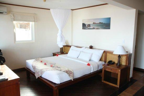 Victoria Phan Thiet Beach Resort & Spa : Beach view bungalow
