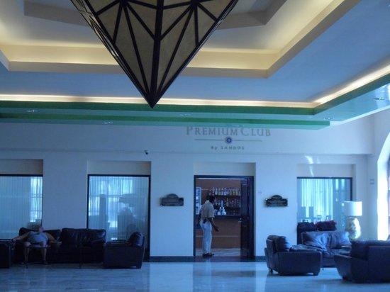 Sandos Playacar Beach Resort : Lobby