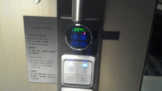 Park Plaza Beijing West: 29C