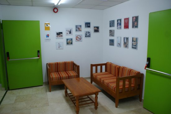 Youth Hostel 4YOU: one of the halls