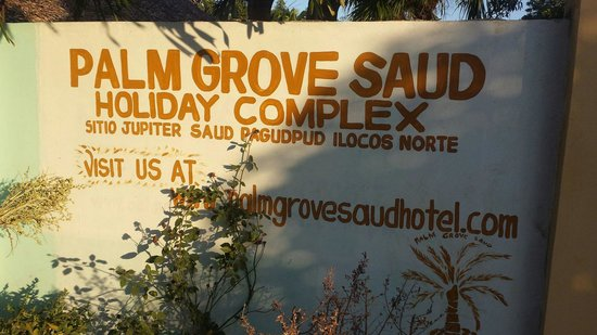 Palm Grove Saud Holiday Complex: The Resort