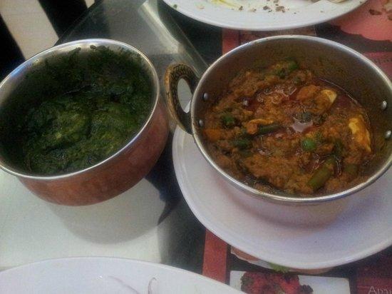 Arsalan: curry