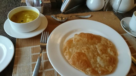 Tissa's Inn: Breakfast