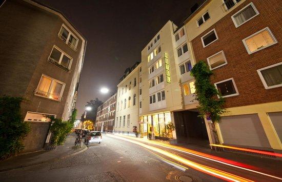 Novum Hotel Leonet Köln Altstadt: Hotelansicht